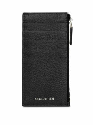 Man Wallet Stars Cerruti 1881 CEPU04502M Black