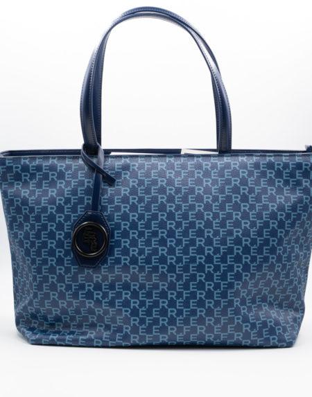 Ferré Collezioni Bag T3 Blue
