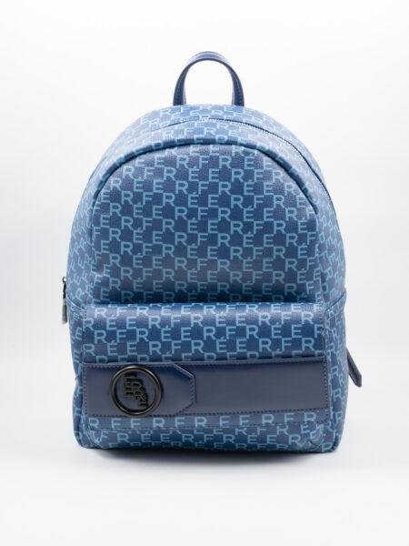 Ferre School Bag For Women Blue
